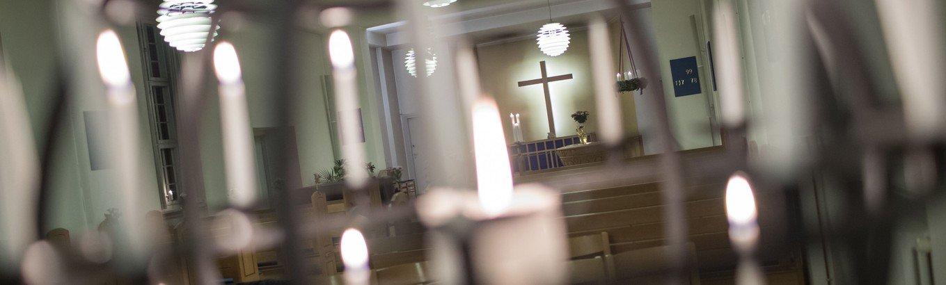 Lysgudstjeneste v/ Christian Rydahl