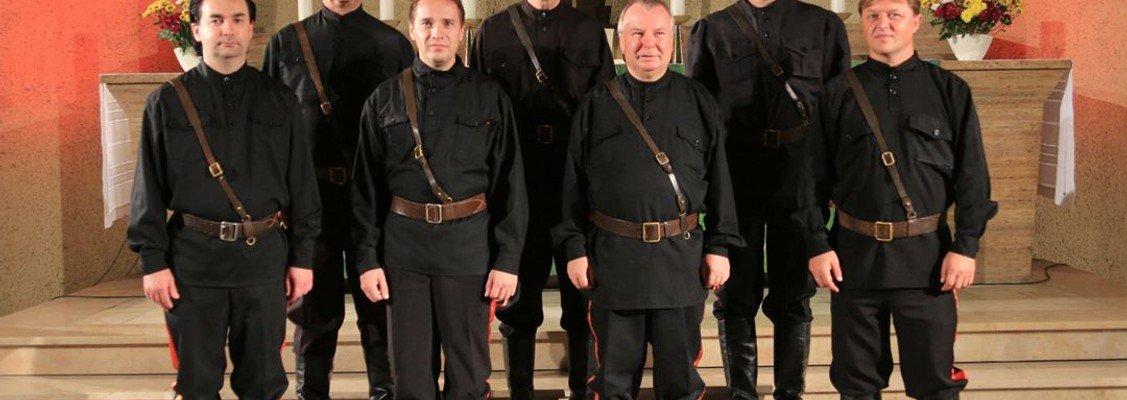 Maxim Kowalew Don Kosaken - Adventskonzert in der Kirche