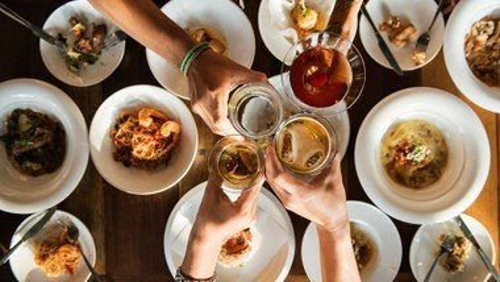 AFLYST Herrefrokost- vi spiser sammen