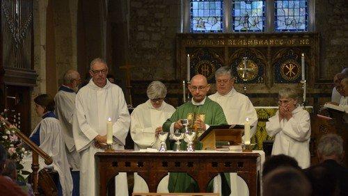 Children First Eucharist - Harvest Festival