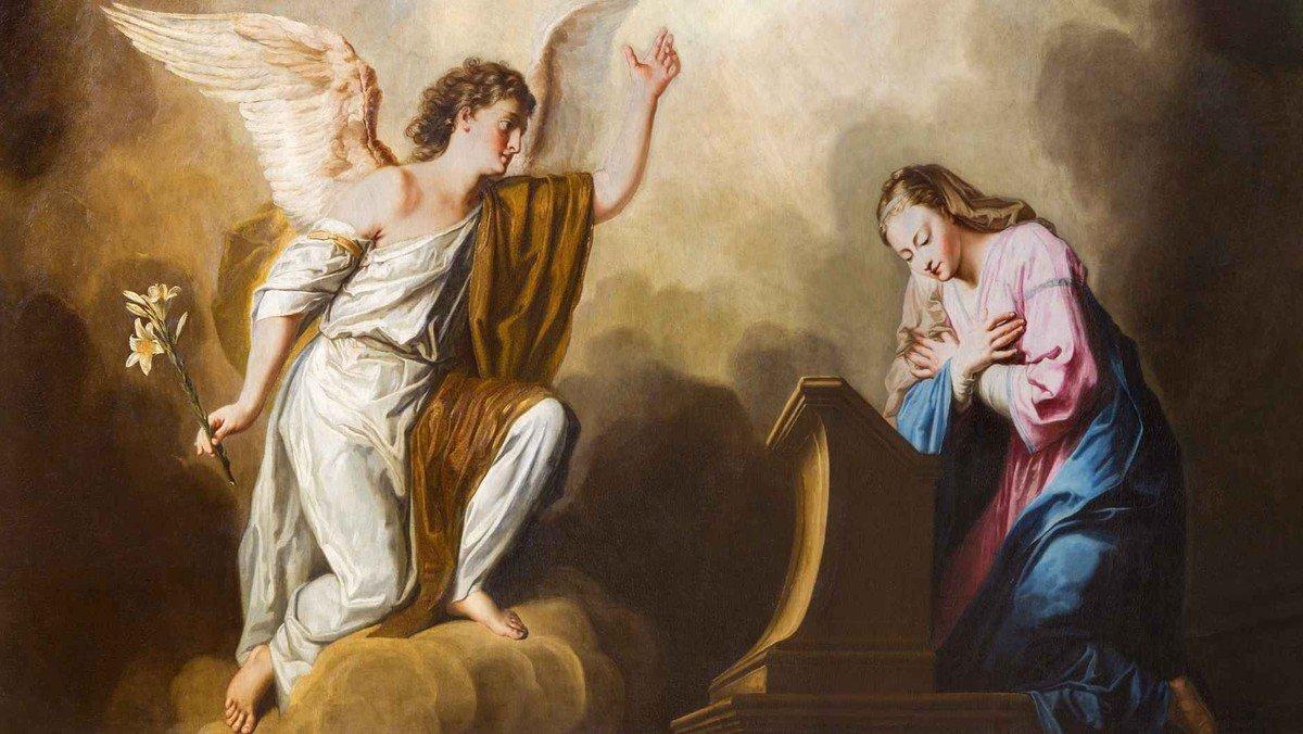 AFLYST: Gudstjeneste - Mariæ Bebudelsesdag