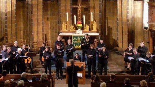 Funeral Music for Queen Mary: Konzert zum Ewigkeitssonntag in der Kirche Am Lietzensee