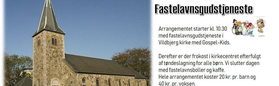 Vildbjerg kirke - Fastelavnsgudstjeneste med GospelKids