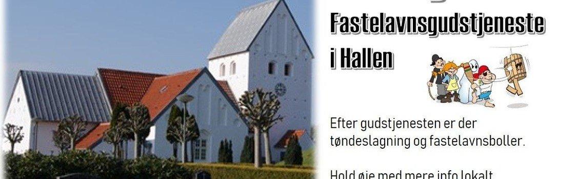 Timring i hallen - Fastelavnsgudstjeneste - Rytmisk gudstjeneste
