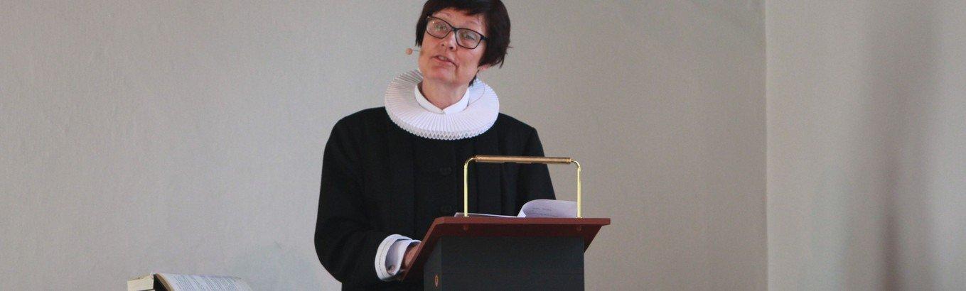 Højmesse v/Bodil Bang-Berthelsen