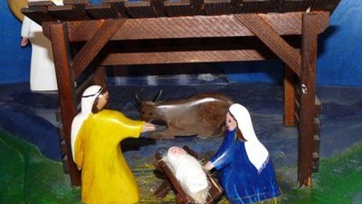 Familiengottesdienst zu Heiligabend