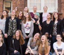 Musikgudstjeneste med ungdomskoret