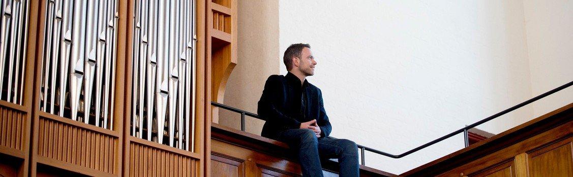 Rytmisk Orgelkoncert med Mads Granum + percussion