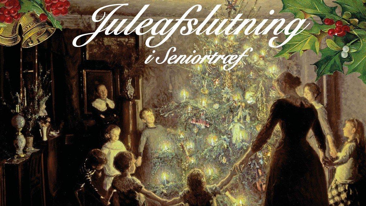 Julegudstjeneste for seniortræf v/ Bettina C. Tranberg. Efterfølgende JULEFEST i Falken