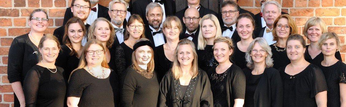 Koncert med Det Fynske Kammerkor og Vor Frues Kantori, Svendborg