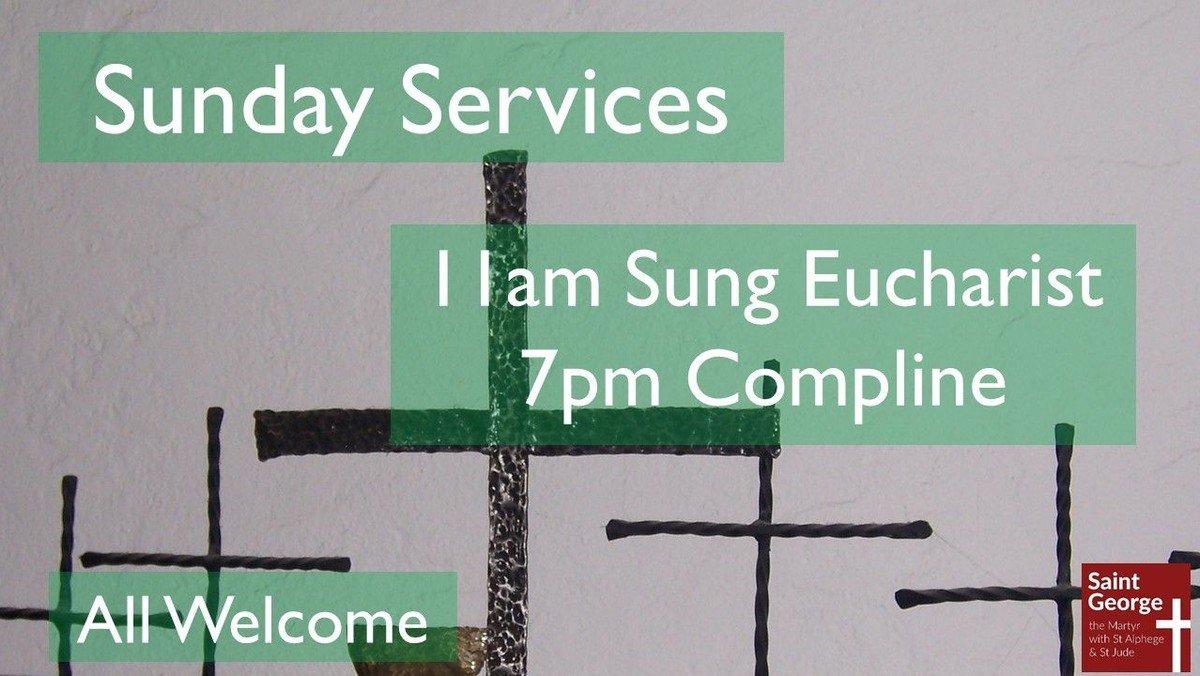 Sunday Eucharist | St George the Martyr w St Alphege & St Jude