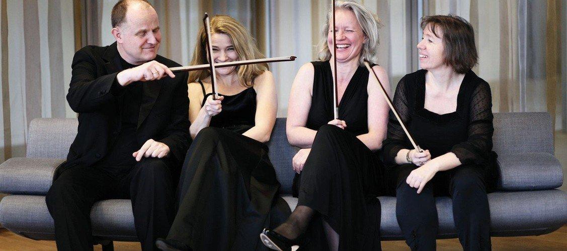 Koncert med Mira Kvartetten