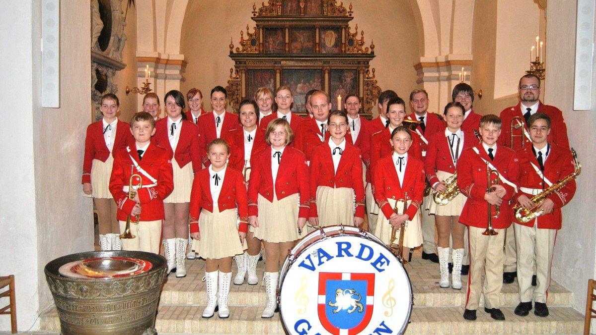 Julekoncert med Vardegarden og Sct. Jacobi kirkes kor