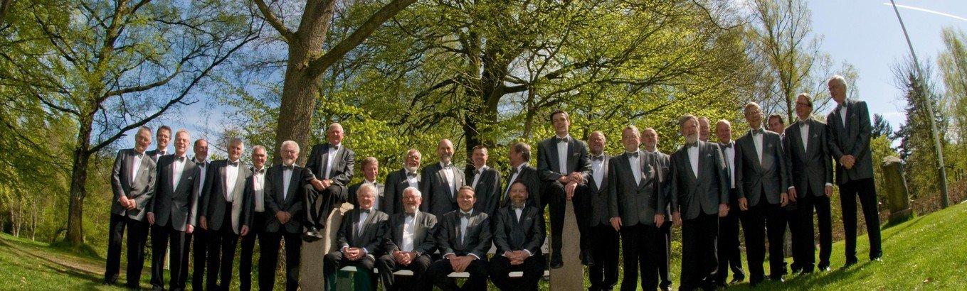 4. maj koncert med Silkeborg Mandskor i Vinding Kirke