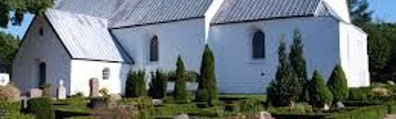 Gudstjeneste i Bryrup kirke for beboerne på Birkebo og Skovly