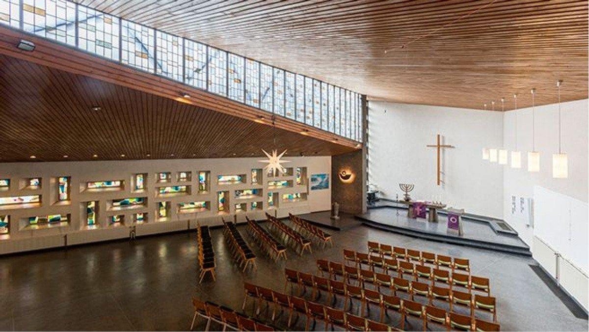 Neu-Tegel: Jugend-Gottesdienst