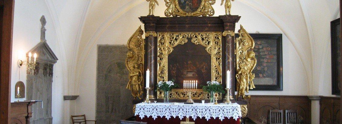 Valløby Kirke, fyraftensgudstjeneste