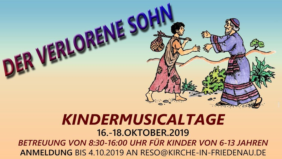 Kinderminimusical-Projekttage