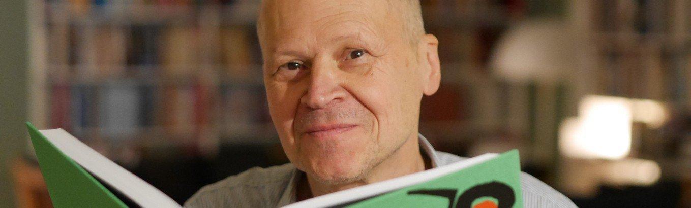 Kunstforedrag med Lars Morell