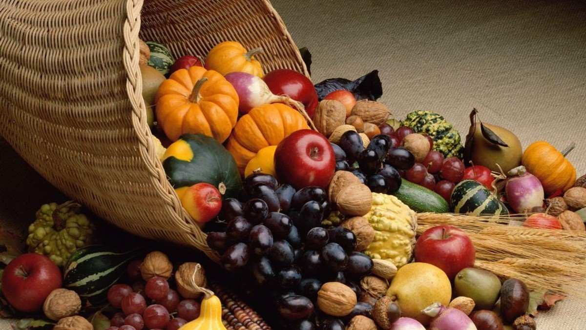 Worship For All Harvest with Bring and Share Lunch