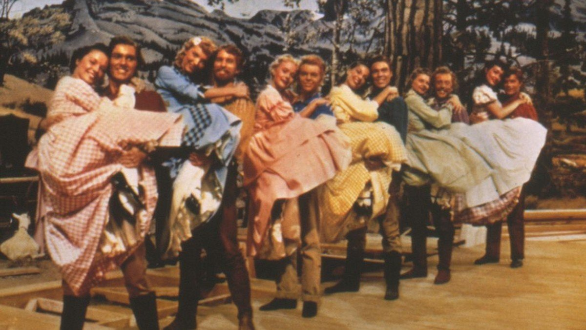 PP Silver Screen - Seven Brides for Seven Brothers (U) 98 mins