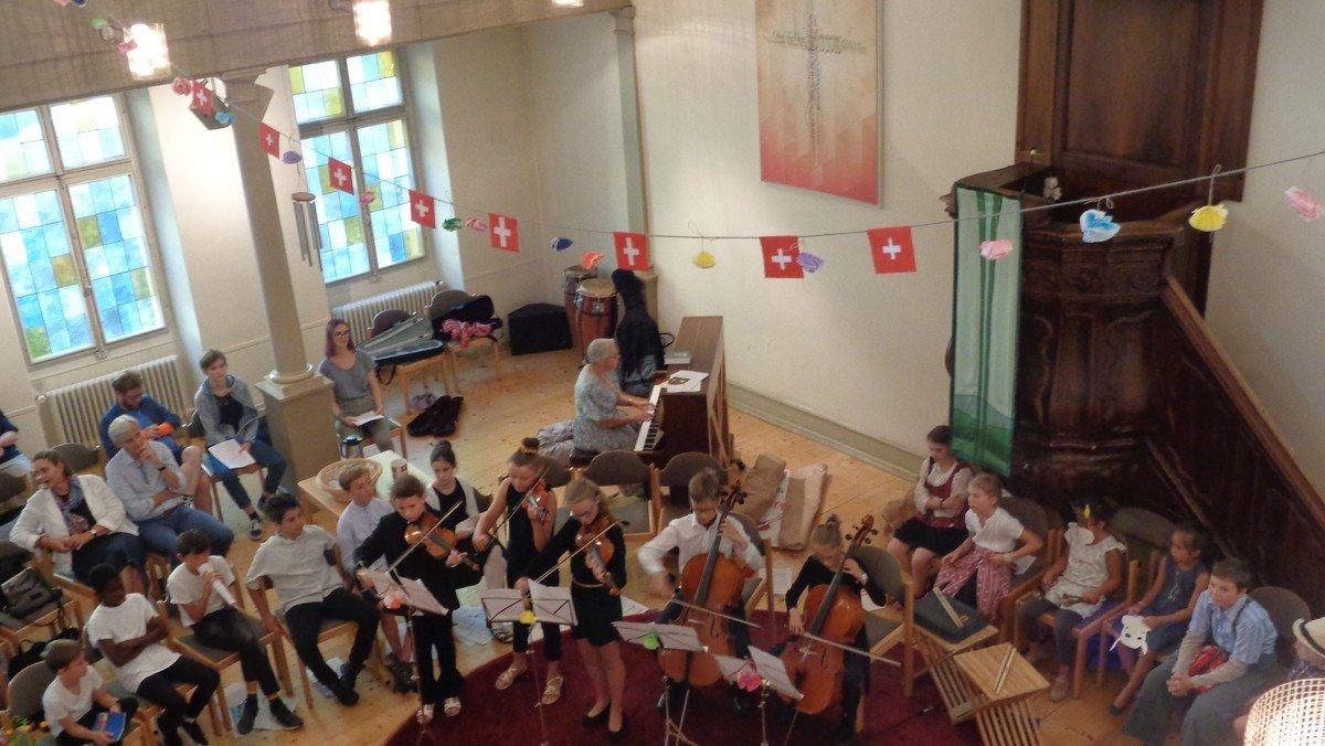 Musical-Gottesdienst