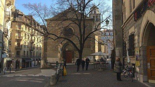 Ökumenische Sommerkirche in der Madeleine Kirche