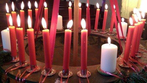 Gottesdienst am 3. Advent mit Pastor Matthias Marks