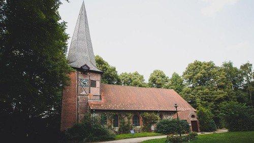 Gottesdienst zum Pfingstfest in der Martinskirche mit den Pastorinnen Kretzschmar und Weigt