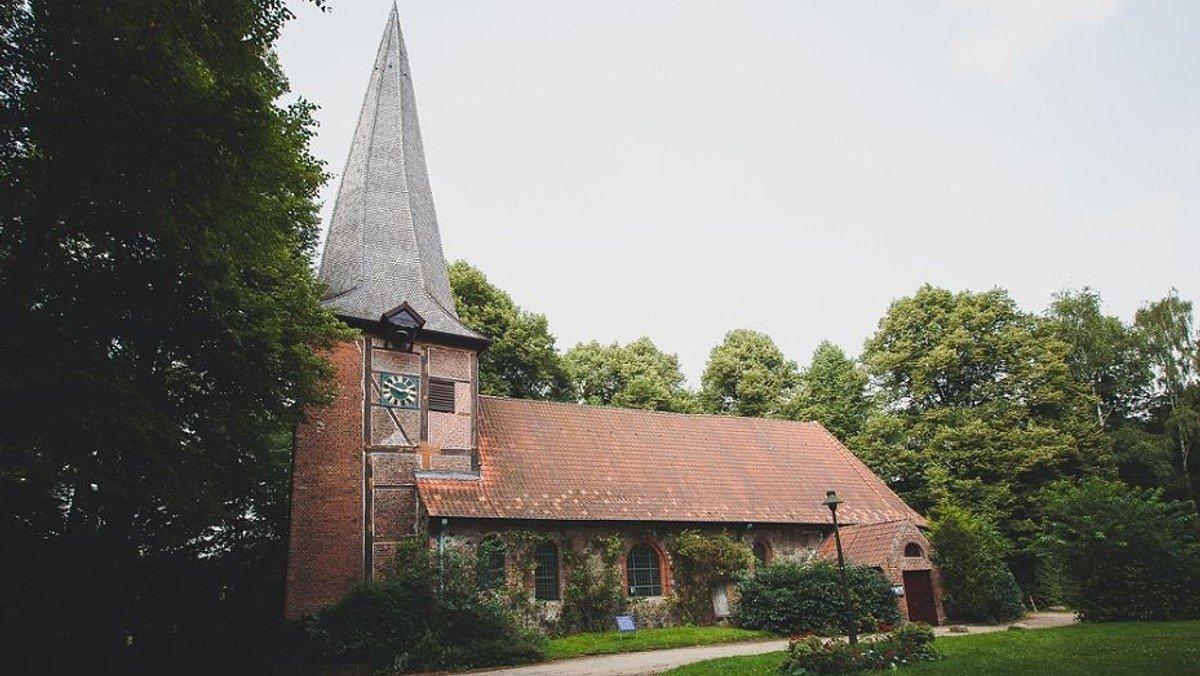 Gottesdienst in der Martinskirche Prädikant Dr. Hasse