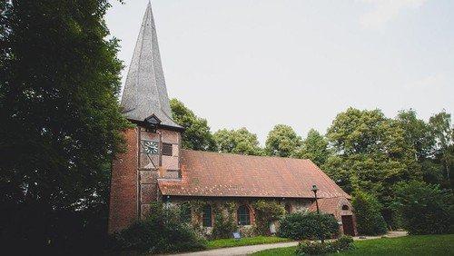 Gottesdienst in der Martinskirche mit Pastor Reinhart