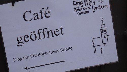 Eine-Welt-Café