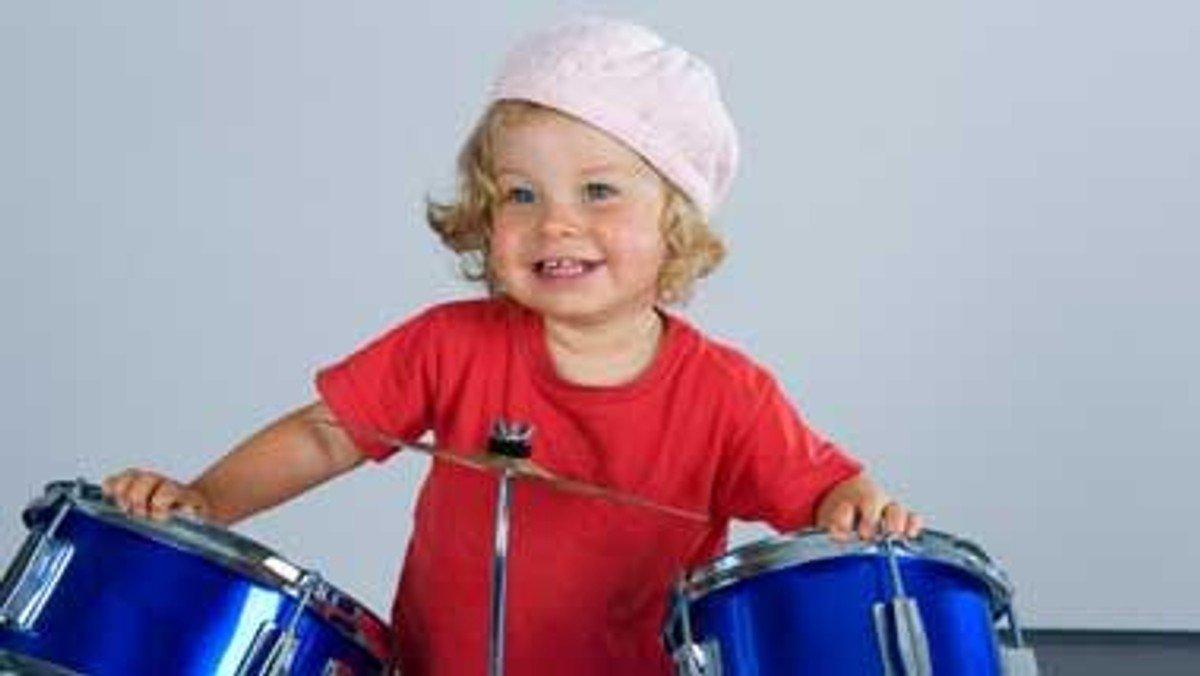 Drop in rytmik 3-5 årige