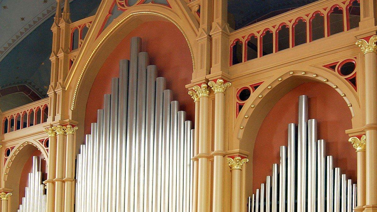 Närrische Orgelmusik zur Marktzeit