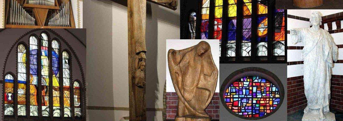 Kinder entdecken die Trinitatiskirche