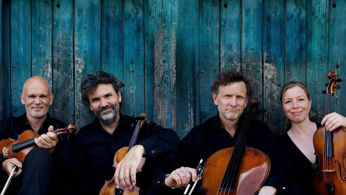 Klassisk koncert med Arild Kvartetten