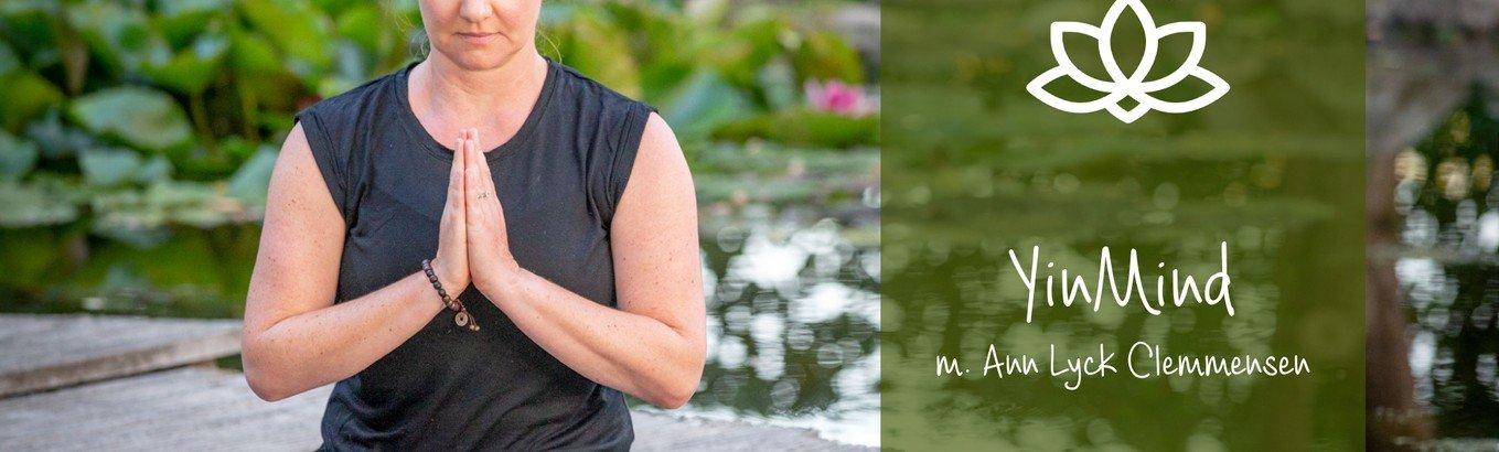 YinMind - blid yoga i din kirke - AFLYST pga. ferie