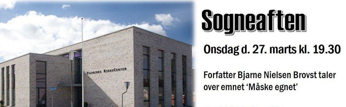 Sogneaften med Bjarne Nielsen Brovst