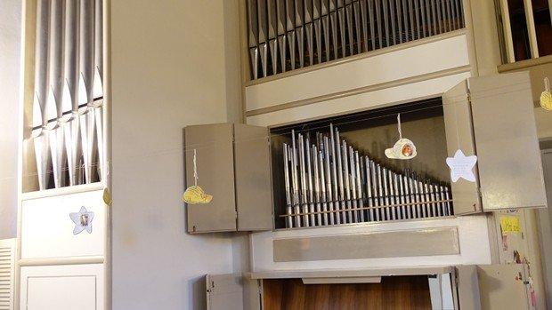 Passionskonzert mit Orgel in Konradshöhe