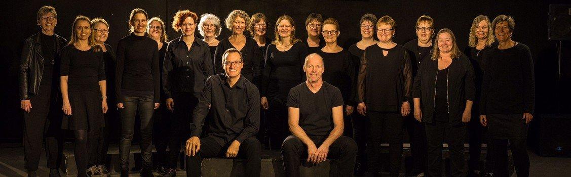 Forårskoncert med Gospelkoret Liberty i Ågerup Kirke