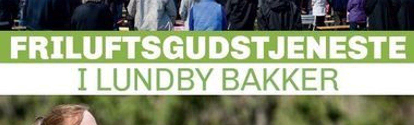Friluftsgudstjeneste i Lundby krat