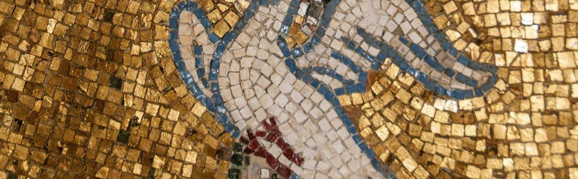 Pinsedag - Mosaikgudstjeneste med børnekirke