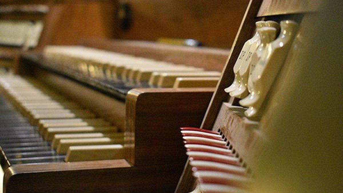 Bach, Guilmant, Karg-Elert