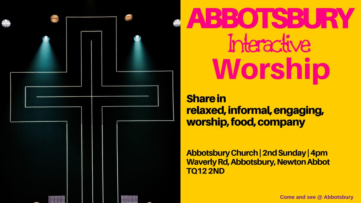 Abbotsbury Interactive Worship