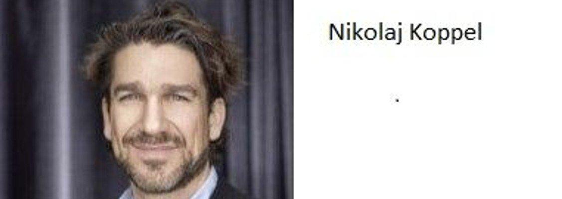 Foredrag og Musik med Nikolaj Koppel
