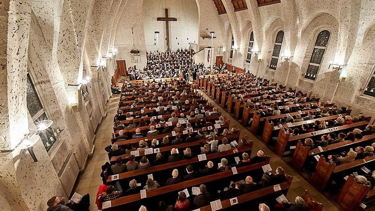 Duruflé: Requiem und Bach: Der Geist hilft unsrer Schwachheit auf