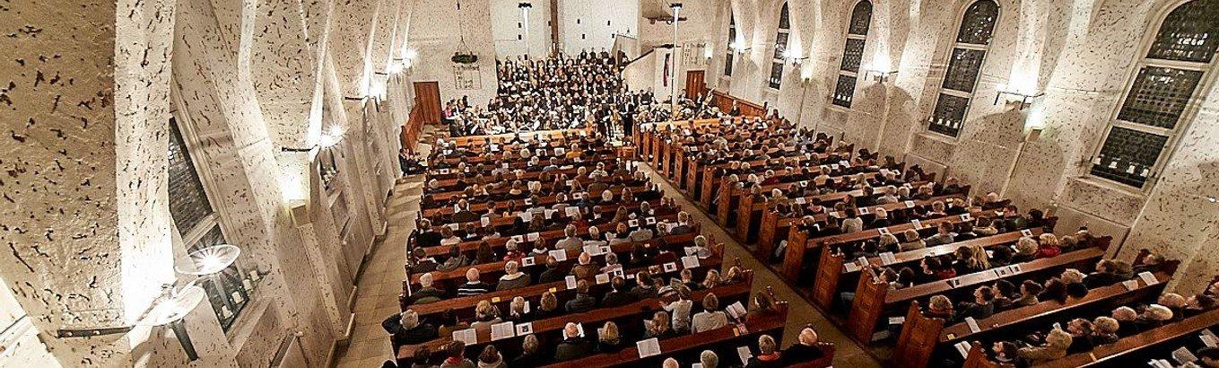 Weihnachtskonzert für Sopran und Orchester