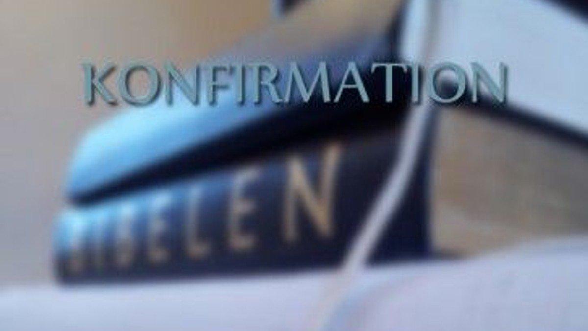 Konfirmation (kun for tilmeldte)