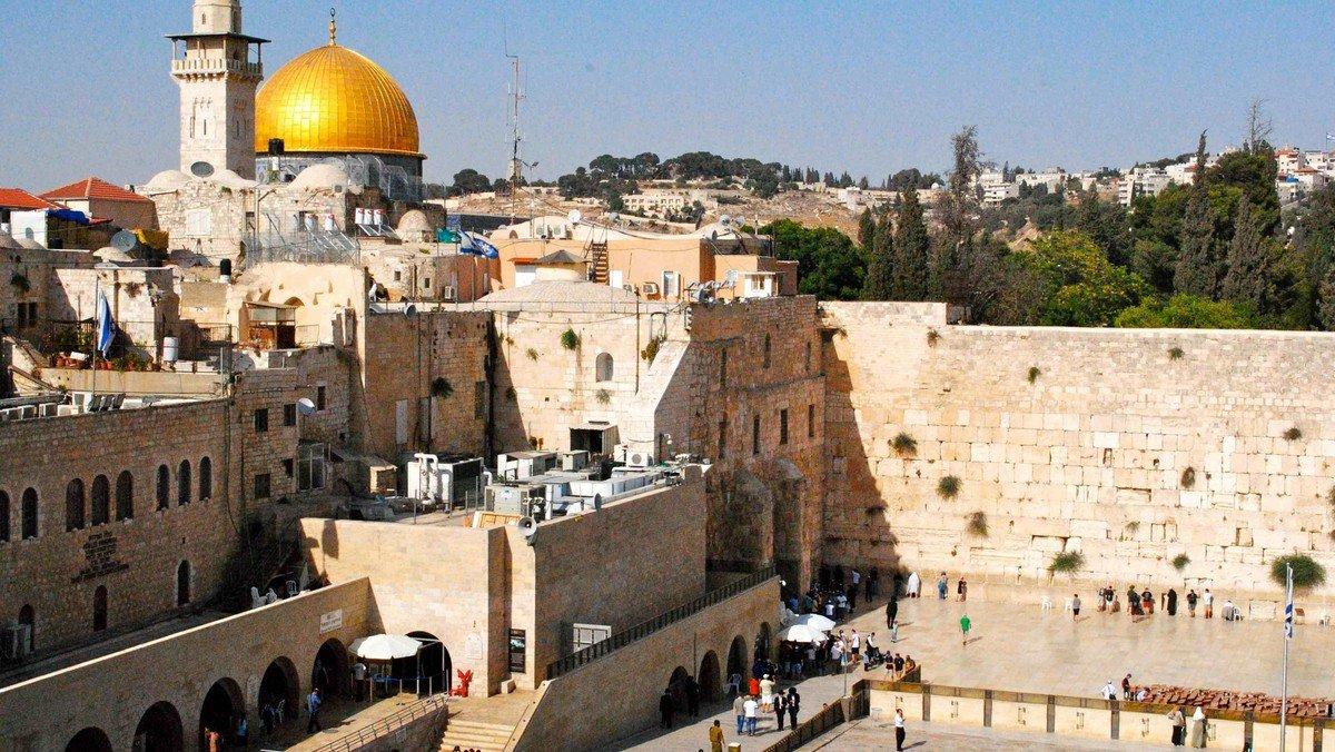 Israel - en anderledes rejse