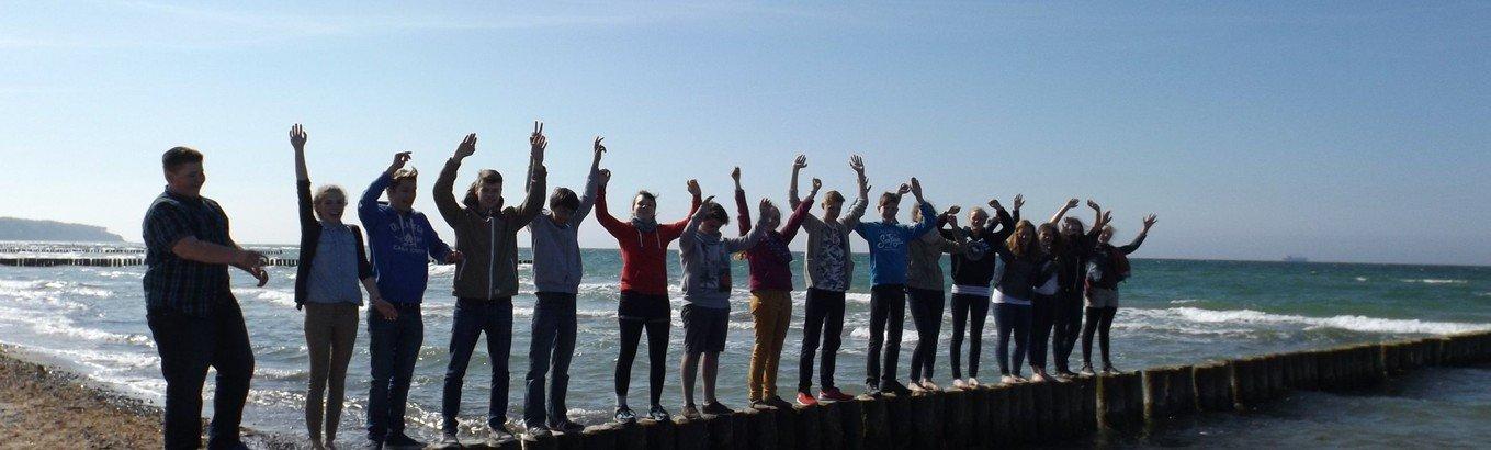 Ostseereise für Jugendliche  12-15 Jahre